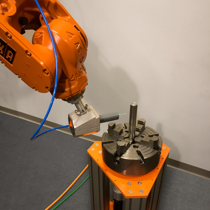 Roboterschulung Kuka